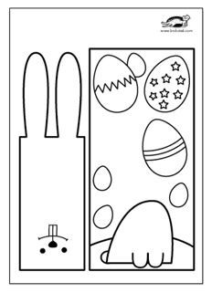 Krokotak Easter Coloring Pages Collection