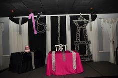 Pink in Paris Sweet 16 Party #GenesisEventVenue