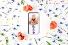 A personal favorite from my Etsy shop https://www.etsy.com/listing/576383041/real-flower-case-i-phone-7-plus-i-phone