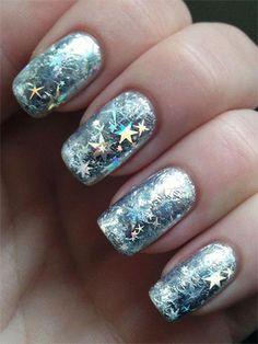 Inspiring Winter Nail Art Designs Ideas For Girls 2013 2014 9 Inspiring Winter Nail Art Designs & Ideas For Girls 2013/ 2014