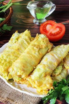 Party Finger Foods, Health Eating, Fresh Rolls, Food And Drink, Appetizers, Snacks, Ethnic Recipes, Cooking, Healthy