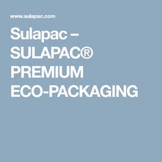 Sulapac – SULAPAC® PREMIUM ECO-PACKAGING | SULAPAC® STORY The roots of Sulapac® innovation can be found in the Finnish forest. The founders of Sulapac, Suvi Haimi (PhD) and Laura Kyllönen (PhD), wanted to develop a beautiful and ecological cosmetic packaging material to reduce the plastic waste.