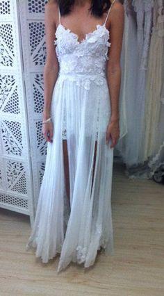 Spagettig Short Strap Boho Dresses – fashion dresses 2796e7edf