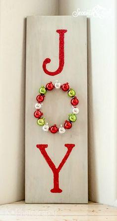 12 Gorgeous DIY Christmas Decor Ideas