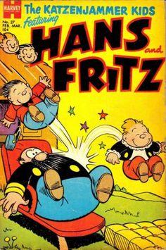 Katzenjammer Kids (Volume) - Comic Vine