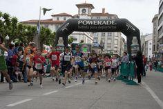 SantiagoeComarca: Ordes -  XVII carreira pedestre  Junio 2012