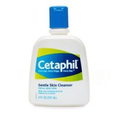 Cetaphil Gentle Skin Cleanser + Equal Parts baking soda for at home microdermabrasion Best Facial Cleanser, Facial Cleansers, Face Cleanser, Cetaphil For Lice, Lice Remedies, Herbal Remedies, Best Face Wash, Hair And Beauty, Natural Remedies