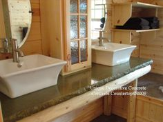 concrete countertops | Concrete Countertop