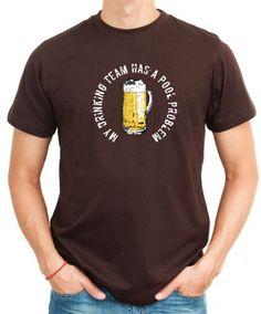 My Drinking Team Has A Pool Problem Men T-Shirt