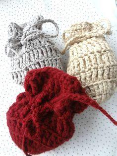 crochet pouch free pattern