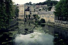 Bradford on Avon, Wiltshire, England - Photo by Jar of Cherry Jam