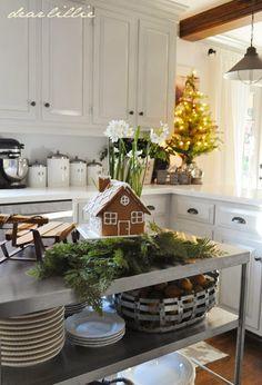 festive kitchen - lo
