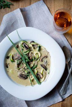 Lemongrass Coconut Soup {Vegan} - Earthy Feast