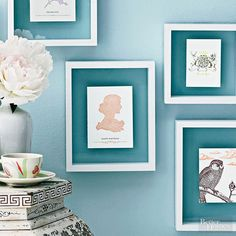 Give your home decor a lift with these easy decorating projects that are fun, fresh, and fast!