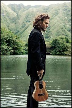 Eddie Vedder. Musical genius ~