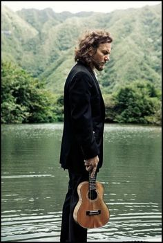 Eddie Vedder by Danny Clinch.