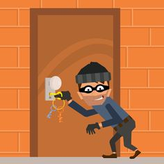 20 Signs Thieves Use With One Another to Rob a House Bucket Brigade, Graffiti, House, Safety Tips, Signs, Symbols, Videos, Party, Social Network Icons