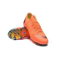 Nike Mercurial Vapor XII 360 Elite FG - Total Orange   Black   Total Orange    64c3a7660b9fd