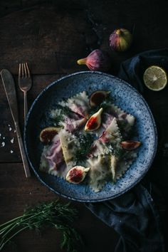 gluten free ravioli filled with red and yellow beetroot and delicious cheese…