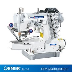 OEM-664DD-01CB/UT direct drive cylinder bed interlock cover stitch sewing machine with auto trimmer for underwear, View Pegasus industrial hemming machinedirect drive interlock sewing machine, OEMER Product Details from Taizhou Oemer Industrial Machinery Co., Ltd. on Alibaba.com
