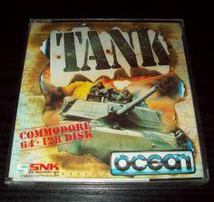Tank (1987), C64 disk