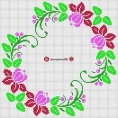 Nenhuma descrição de foto disponível. Soft Wallpaper, Joker Wallpapers, Beautiful Nature Wallpaper, Border Pattern, Crochet Tablecloth, Quilt Blocks, Cross Stitch Patterns, Needlework, Quilts