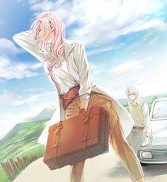 Lightning & Hope Estheim - Final Fantasy XIII | by なつ みかん