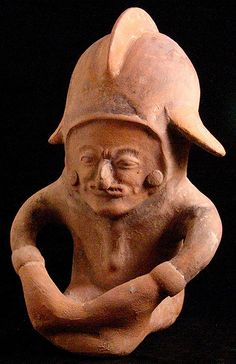 Bahia de Caraquez Shaman,Ecuador,  500 BC-500 AC