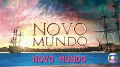 NOVO MUNDO | Cap. 028 | 22/04/2017 | TV_GLOBO - Brasil