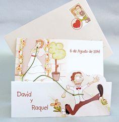 Invitaciones de boda divertidas, Detalles boda|Regalos|Invitados ...