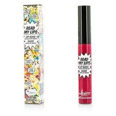 Read My Lips (Lip Gloss Infused With Ginseng) - #Hubba Hubba! - 6.5ml-0.219oz