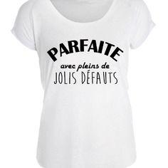 ed5507993a2 T shirt ecriture femme