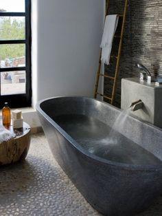 Bañeras de diseño singular (¡y reales!)