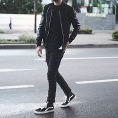 Get this look: http://lb.nu/look/7881896  More looks by Ayoub Mani: http://lb.nu/user/953923-Ayoub-M  Items in this look:  Bomber Jacket Asos, Longline Tops, Skinny Jeans April77