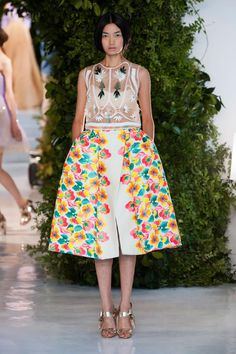 Delpozo, New York, Spring 2014