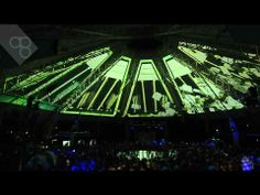 Projection Mapping Blast From The Past 2010