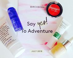 Julys #birchbox has arrived courtesy of @birchboxuk - am especially looking forward to trying the Balance Me serum as its one of my new favourite brands. #birchboxuk #birchboxjuly #beautyproducts #skincare #beautysamples #beautybox #favouritebrands