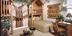ديكور غرف اطفال اولادي
