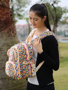 Мода небольшой размер мама сумка рюкзак многофункциональный твердые детские пеленки сумки мать мешок материнства младенцев уход продукта