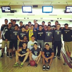 During preseason we rewarded the guys for all their hard work with a night out bowling. A great team bonding experience.