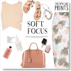 How To Wear Soft Focus Outfit Idea 2017 - Fashion Trends Ready To Wear For Plus Size, Curvy Women Over 20, 30, 40, 50