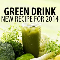 Dr Oz: New Green Drink Recipe 2014:   3/4 cup Kale 1/4 cup Cucumber 1/4 cup Celery 1/2 cup Strawberries 1/2 cup Water  Blend and enjoy!