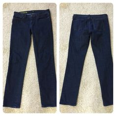 J. Crew matchstick jeans Classic matchstick cut jeans from J. Crew. Spandex for fit and comfort. J. Crew Jeans