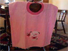 Art Threads: Wednesday Sewing - Hand Towel Bib