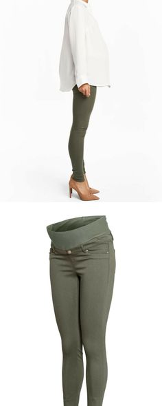 4e9c10fb11761 Did you know H&M has a maternity line? Get these super cute maternity