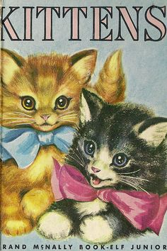 Kittens - Rand McNally children's book