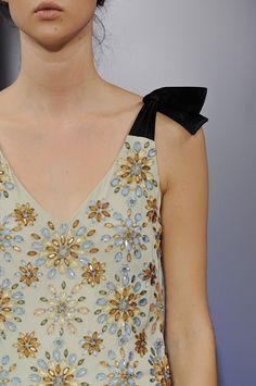 Collette Dinnigan at Paris Fashion Week Spring 2014 - StyleBistro