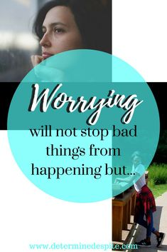 Are you ready to get your worrying under control?  Click to read my latest post to help you become more confident and less of a worrier.