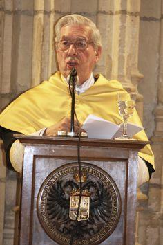 Vargas Llosa - Fotos cedidas por el Gabinete de Relaciones Institucionales y Protocolo