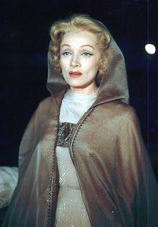 "Marlene Dietrich - ""The Monte Carlo Story"" (1956) - Costume designer : Jean Louis"